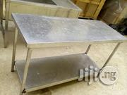 6fit Stainless Steel Work Table | Furniture for sale in Lagos State, Ojo