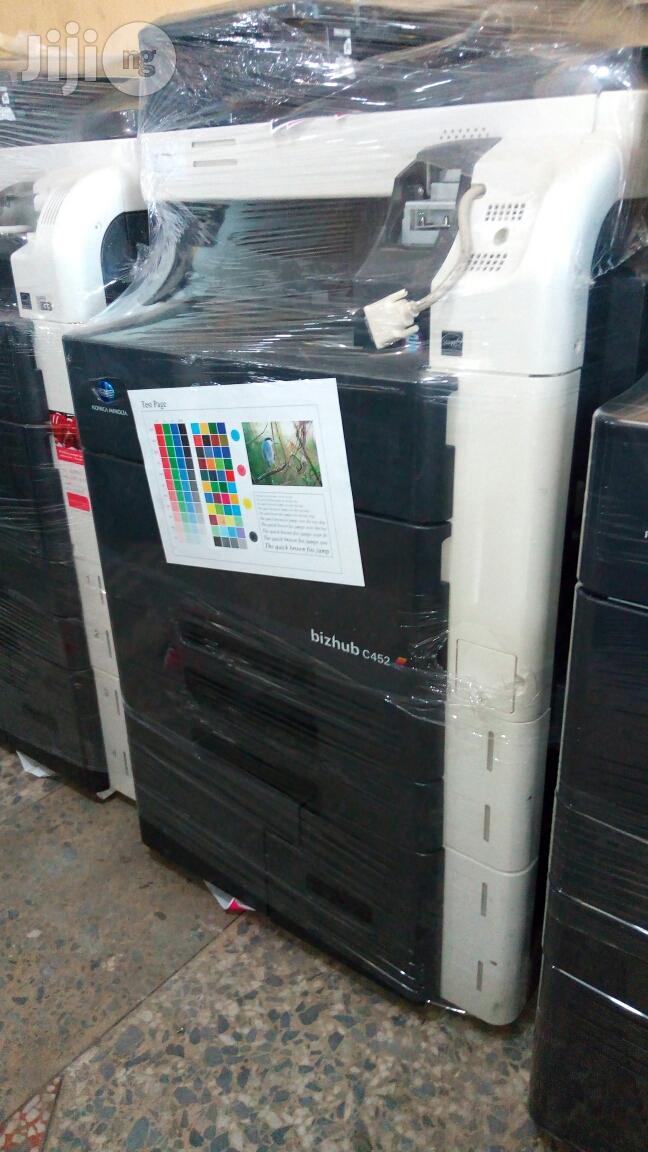 Bizhub C452 Photocopier | Printers & Scanners for sale in Surulere, Lagos State, Nigeria