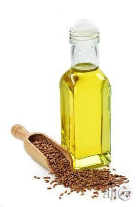 Flax Seed Oil Essential Oil Unrefined Coldpressed Organic Oil 250mls