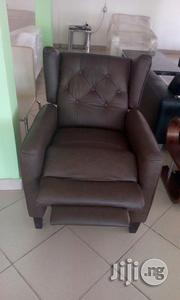 Italian Leather Recliner Chair | Furniture for sale in Lagos State, Ikeja