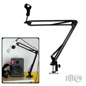 Studio Recording Microphone Stand With Holder | Accessories & Supplies for Electronics for sale in Lagos State, Surulere