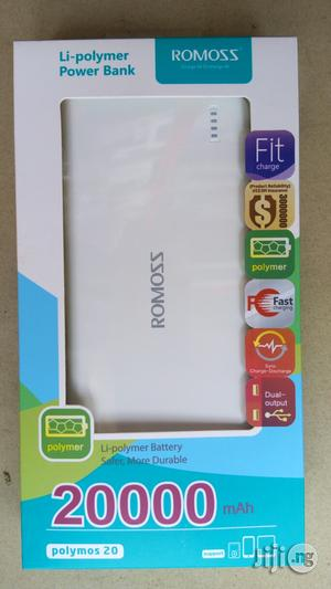 Power Bank Romoss 20000mah | Accessories for Mobile Phones & Tablets for sale in Lagos State, Ikeja