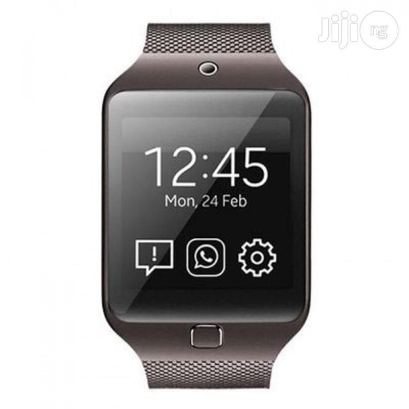Smart Watch-Black Coloured