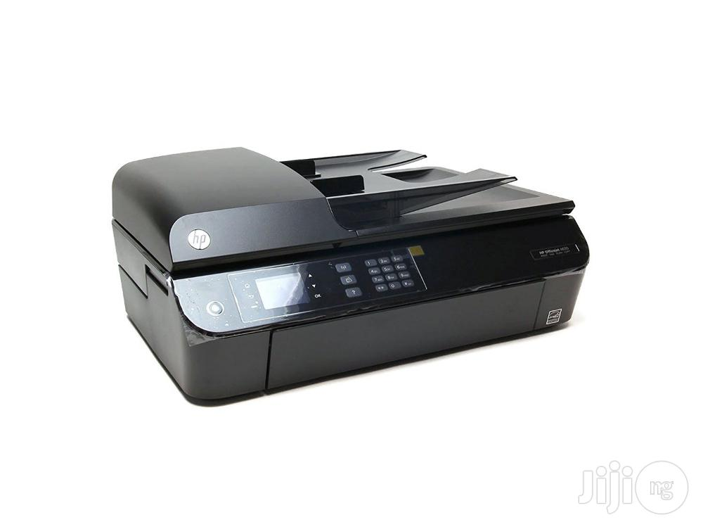 Archive: HP Officejet 4630 Wireless All-In-One Color Printer