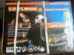 Sunshine Petrol Generator   Electrical Equipment for sale in Lagos State, Ojo