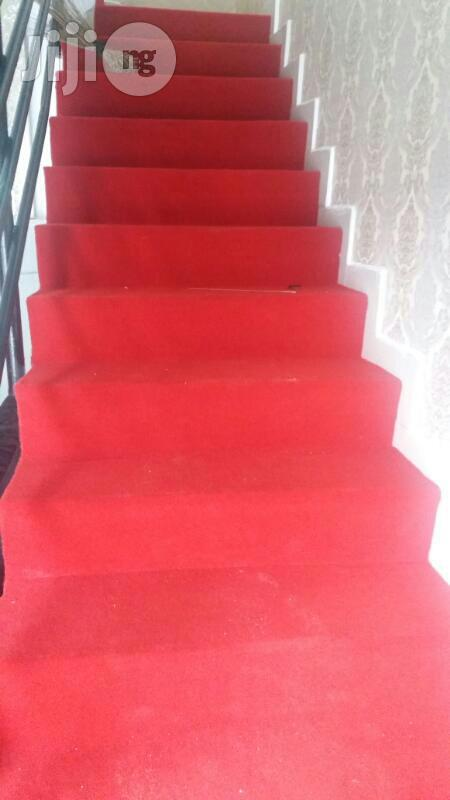 Plain Red Rugs for Church Altar | Home Accessories for sale in Lagos State, Nigeria