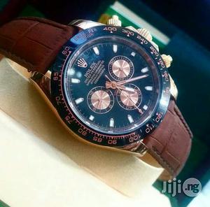 Original Rolex Leather   Watches for sale in Lagos State, Lagos Island (Eko)