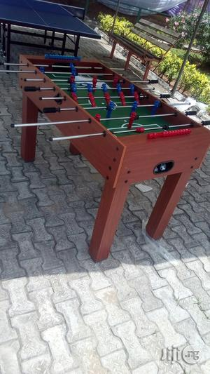 Brown Soccer Table | Sports Equipment for sale in Rivers State, Port-Harcourt