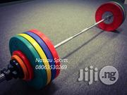 Olympic Barbell Weights | Sports Equipment for sale in Lagos State, Surulere