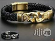Leather Strap Bracelet | Jewelry for sale in Lagos State, Lagos Island
