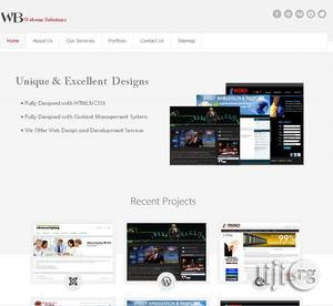 Professional Website Design | Computer & IT Services for sale in Lagos State, Ikeja