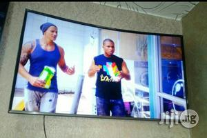 Samsung Curved Tinzenos Led TV UE48J6300 48 Inches   TV & DVD Equipment for sale in Lagos State, Ojo
