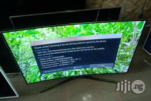 Samsung Smart Curved TV 49 Inches | TV & DVD Equipment for sale in Lagos State, Ojo