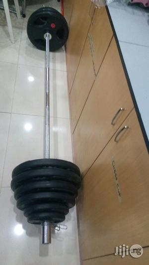 Olympic Barbell | Sports Equipment for sale in Rivers State, Port-Harcourt