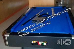Standard Foreign Snooker Board With Complete Accessories | Sports Equipment for sale in Lagos State, Ikeja