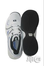 Wilson Tennis Canvas | Shoes for sale in Lagos State, Surulere