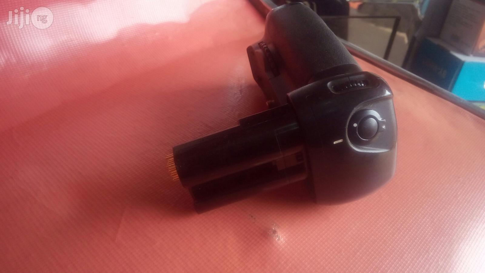 Nikon D80 Battery Greap