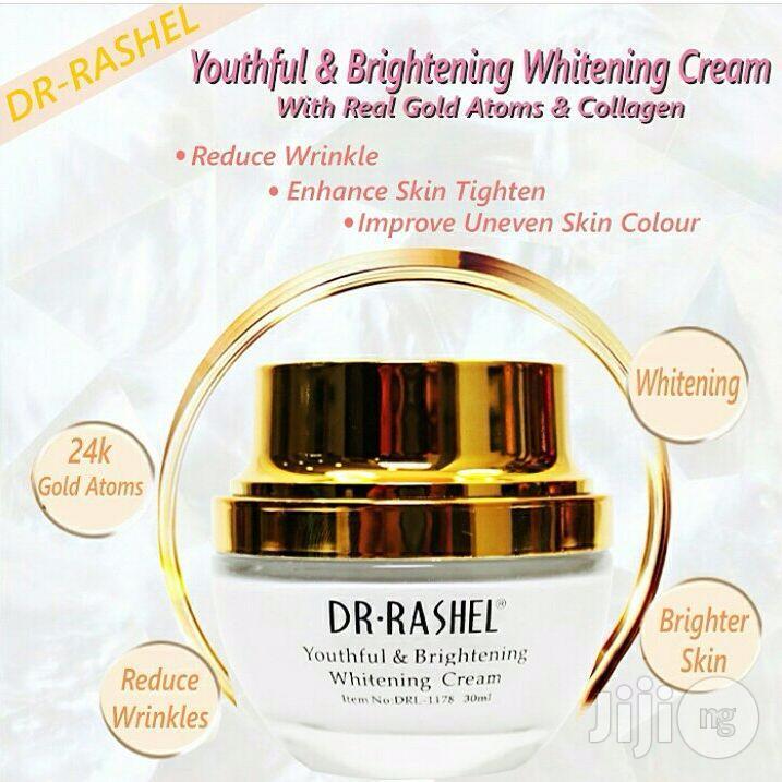 Dr Rachel 24k Carat Whitening Face Cream | Skin Care for sale in Lagos State, Nigeria