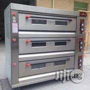 3deck 9trays Bread Oven   Industrial Ovens for sale in Zamfara State, Talata Mafara