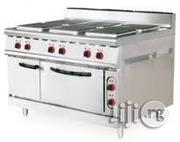 Industral Gas Cooker With Oven | Restaurant & Catering Equipment for sale in Taraba State, Jalingo