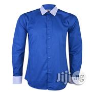 Blue Formal Shirt | Clothing for sale in Lagos State
