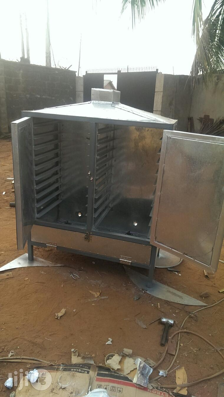Fish Smoking Kiln, Bread And Snacks Oven   Farm Machinery & Equipment for sale in Alimosho, Lagos State, Nigeria