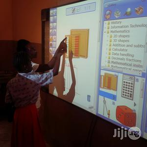 Hitachi Interactive White Board And Hitachi Projector   Stationery for sale in Lagos State, Alimosho