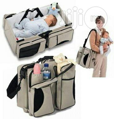 Baby Bed & Bag With Mosquito Net