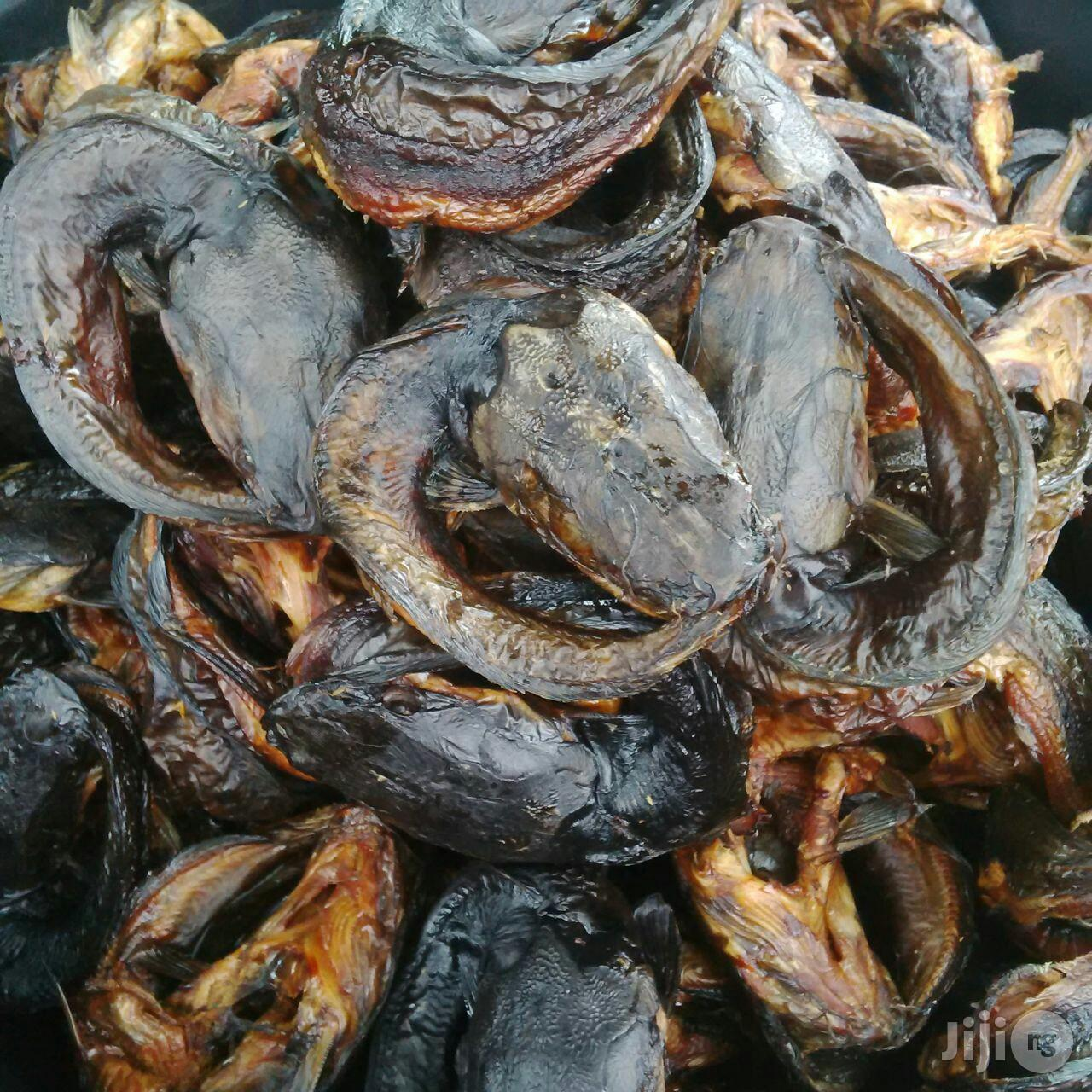 Dekoraj Farms Smoked Catfish Both In Medium And Large Quantity