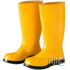 Safety Shoes And Rain Coat For Sales   Shoes for sale in Lagos State, Ikeja