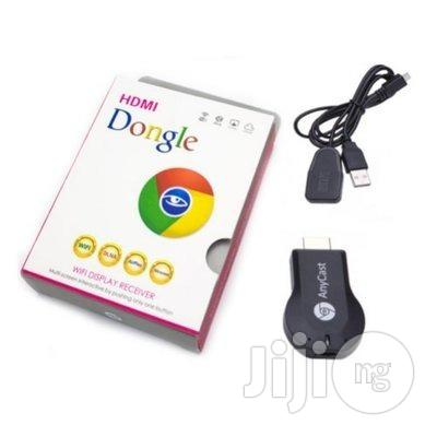EZ Cast Universal Wifi Display Adapter Dongle | Networking Products for sale in Ikeja, Lagos State, Nigeria