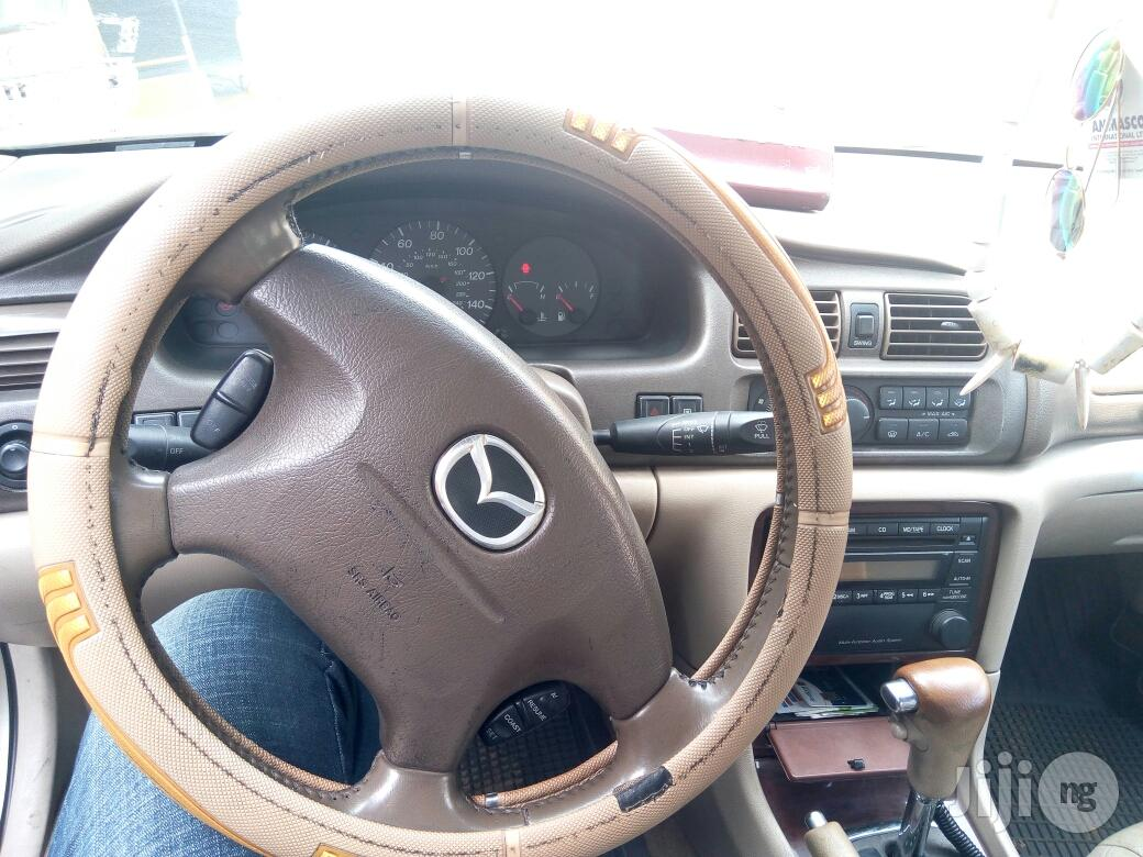 Mazda 626 2001 Gray | Cars for sale in Port-Harcourt, Rivers State, Nigeria
