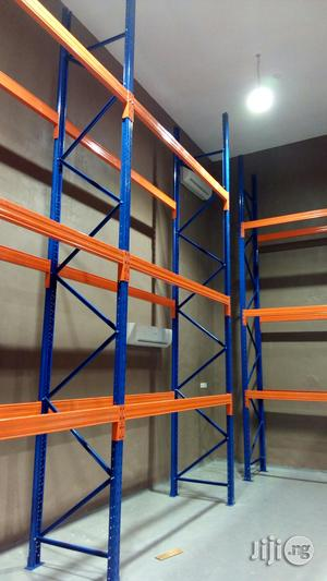 Heavy Duty Warehouse Pallet Racks | Store Equipment for sale in Lagos State, Agboyi/Ketu