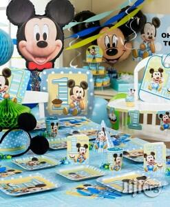 Mickey Mouse Baby Shower Decoration