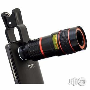 Optical Zoom Mobile Phone Telescope | Accessories for Mobile Phones & Tablets for sale in Lagos State, Ikeja