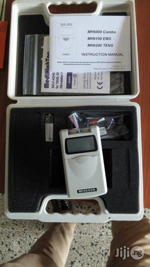 Electrical Muscle Stimulator (MH6000 TENS Combo) | Tools & Accessories for sale in Lagos State, Ikeja