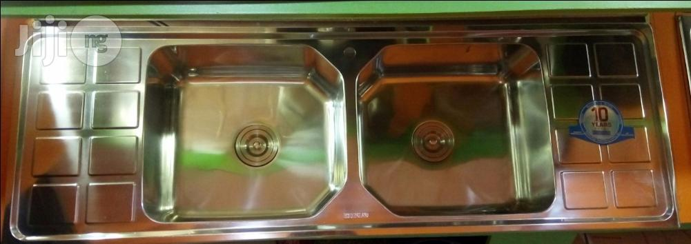 Bold Double Bowl Double Tray | Kitchen & Dining for sale in Lekki, Lagos State, Nigeria