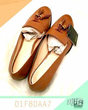 Zara Ladies Tassel Flat Shoes in Lagos
