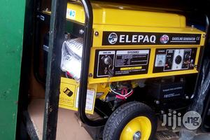 Elepaq Generator 5kv With 2 Yrs Warranty | Electrical Equipment for sale in Lagos State, Ojo