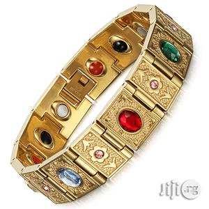 Rainso Bio Energy Bracelet Stainless Steel | Jewelry for sale in Oyo State, Ibadan
