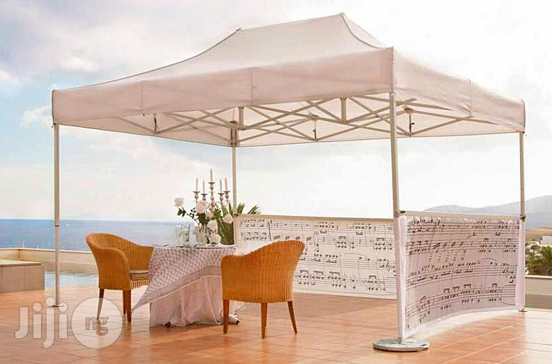 Eye-catching Foldable Gazebo 3m By 4.5m / Tent / Canopy / Umbrella