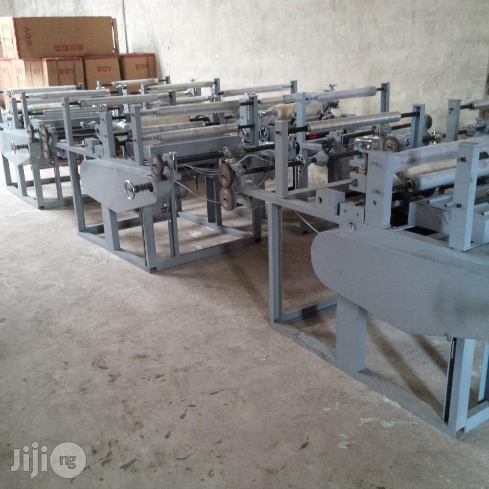 Nylon Printing Machine (Cylinder)