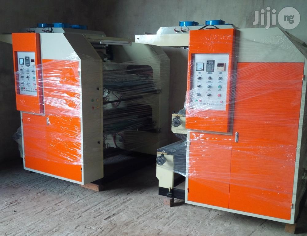 Archive: Nylon Printing Machine - Flexo.