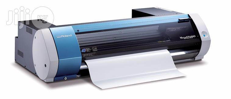 Roland Versastudio BN-20 Desktop (Print and Cut) | Printers & Scanners for sale in Surulere, Lagos State, Nigeria