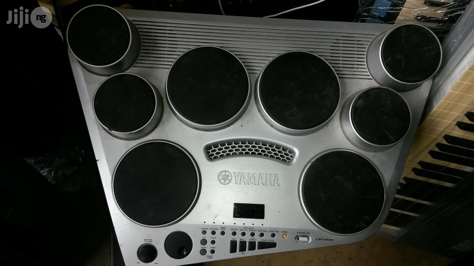 Yamaha DD65 Drumpad | Musical Instruments & Gear for sale in Ojo, Lagos State, Nigeria