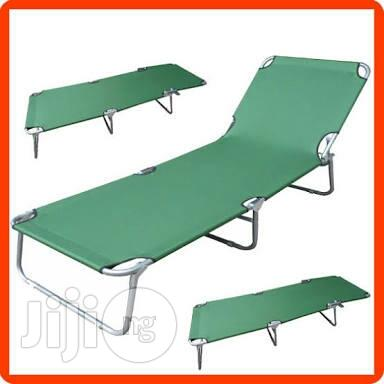 Foldable Camp Bed And Outdoor Resting Bed