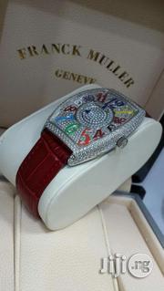 Original Designer Franck Muller Leather | Watches for sale in Lagos State, Lagos Island