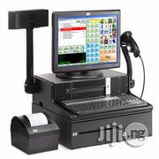 Complete Pos Terminal+Receipt Printer+Scanner+Pole Display+Cash Drawer+Software   Store Equipment for sale in Lagos State, Ikeja