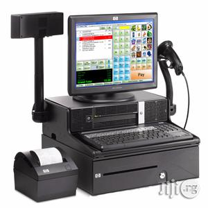 Complete Pos Terminal+Receipt Printer+Scanner+Pole Display+Cash Drawer+Software | Store Equipment for sale in Lagos State, Ikeja