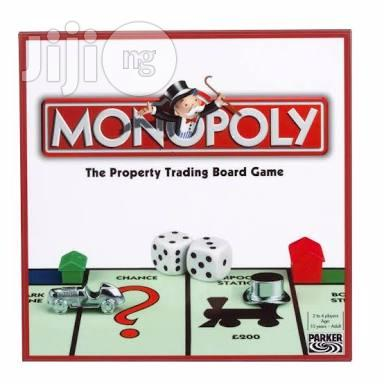 Archive: Monopoly Game